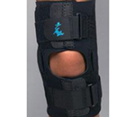 Gripper Hinged Knee Brace - Aids in the treatment of medial collateral and lateral collatera