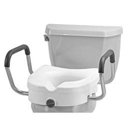 Nova Medical Products :: Nova Ortho-Med Raised Toilet Seat w/ Detachable Arms