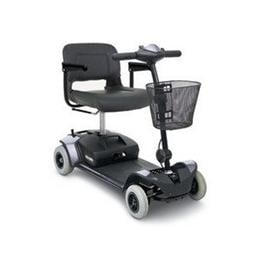 Go-Go Elite Traveler 4-Wheeled Scooter :: Features and Benefits:</s