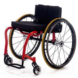 Wheelchair / Manual :: Invacare :: Top End Crossfire T6