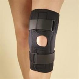 Champion Knee Stabilizer Wrap w/ Hinged Bars