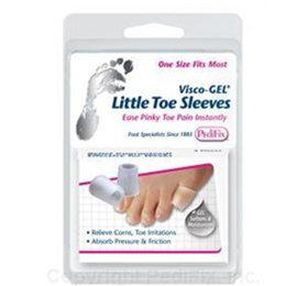 Pedifix :: Visco-GEL Little Toe Sleeves