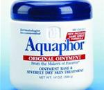 Aquaphor® Original Ointment - Indicated for use as a treatment for severely dry skin. Provides