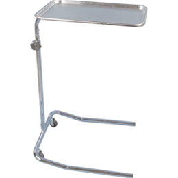 Single Post Mayo Instrument Stand