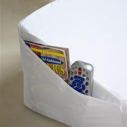 "Hospital Bed Accessories :: Rose Healthcare :: Bed Wedge with Pocket 7x24""x24"""" 3067"
