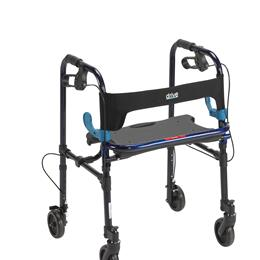"Rollators :: Drive :: Clever Lite Rollator Walker With 5"" Casters"