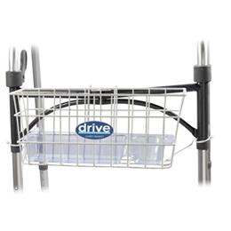 Drive Medical :: Snap-On Walker Basket for Folding Walkers