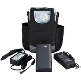 Image of EASYPULSE Portable Oxygen Concentrator (POC) 4
