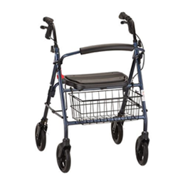 Nova Medical Products :: Mack Heavy Duty Rolling Walker