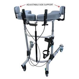 Image of Bure Standtall Walker Accessory - Adjustable Side Support (Each)