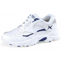 Diabetic Footwear - Aetrex - Apex men's Lace Walkers