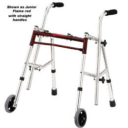 Drive Medical :: Straight Handle  Pedi.Glider