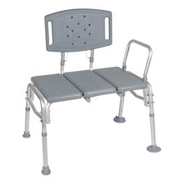 Drive :: Heavy Duty Bariatric Plastic Seat Transfer Bench