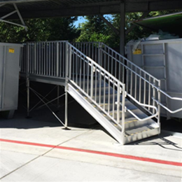 Image of TITAN™ Code Compliant Modular Access System 29