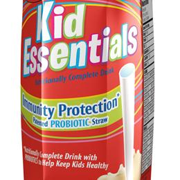 SUPPLEMENT BOOST VANILLA KID ESSENT 8OZ - Image Number 9779