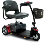 Go-Go Elite Traveller® Plus 3-Wheel Scooter