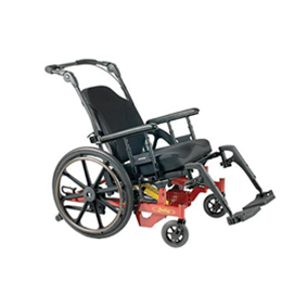 PDG :: Stellar Manual  Tilt Wheelchair