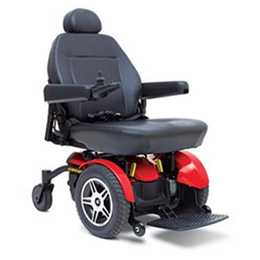 Pride Mobility Products :: Jazzy Elite 14