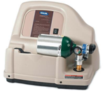 HomeFill Oxygen Compressor - The Invacare HomeFill™ complete home oxygen system defines
