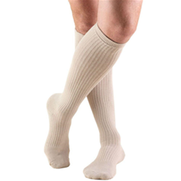 Airway Surgical :: 1933 TRUFORM Men's Compression Casual Sock