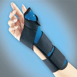 FLA Orthopedics Inc. :: Soft Fit Universal Thumb Spica Brace
