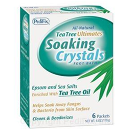 Pedifix :: Tea Tree Ultimates Soaking Crystals