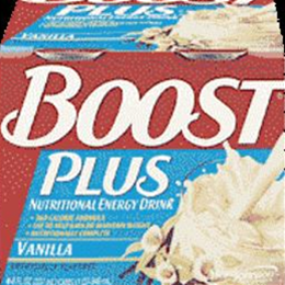 Boost Plus® Nutritional Energy Drink - Image Number 16984