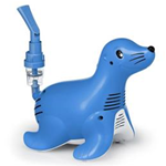 Nebulizer :: Philips Respironics :: Sami the Seal Nebulizer Compressor Kit