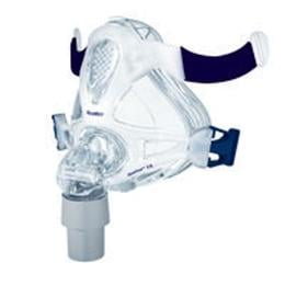 CPAP Full Face Mask :: ResMed :: Quattro™ FX Full Face Mask Complete System