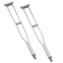 Invacare :: Quick-Change Crutches - Tall Adult