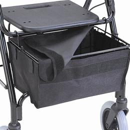 Nova Medical Products :: Rolling Walker Basket Cover Bag