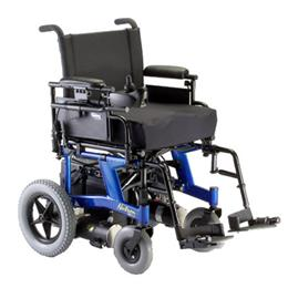 Wheelchair / Power :: Invacare :: Nutron R51LXP