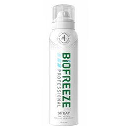 Image of Biofreeze Professional 360 degree Spray 2
