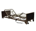 Full Electric Hi/Lo Hospital Bed - This bed is completely electric - no manual adjusting required.&