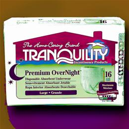 Tranquility Disposable Absorbent Underwear - Image Number 3532