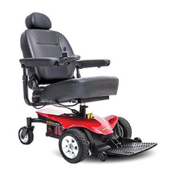 Pride Mobility Products :: Jazzy Elite ES Portable