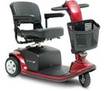 Victory® 9 3 Wheel Scooter - Pride's 3 wheel Victory 9 mobility scooter makes the grade with