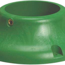 Drive Medical :: Oxygen Cylinder Stand for H/M Cylinders  Green