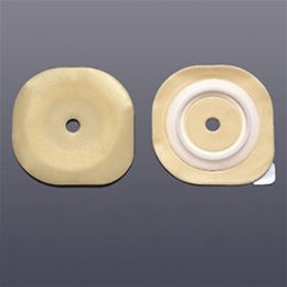 Hollister :: Hollister 2pc Ostomy system skin barriers w/floating flange, flat 2 1/4""
