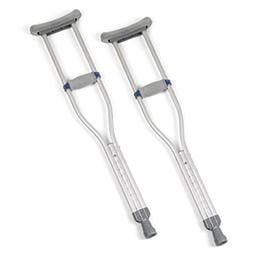 Invacare :: Quick-Adjust Crutches - Junior