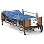 MNS500-S Low Air Loss Mattress System - The Invacare MNS500-S is a portable low air loss therapy mattres