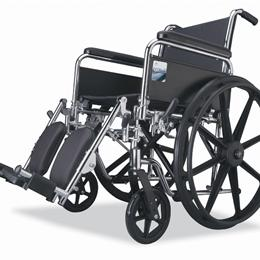 WHEELCHAIR EXCEL 3000 FIX FLA ELR - Image Number 7054