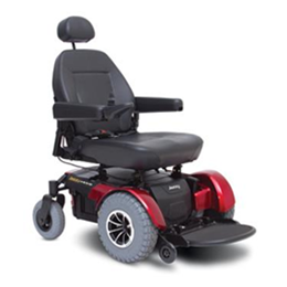 Pride Mobility Products :: Jazzy 1450