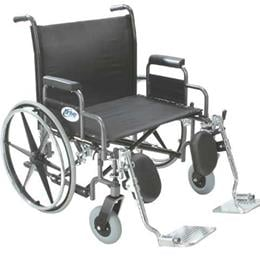 Drive Medical :: Bariatric Wheelchair Rem Desk Arms  28  Wide