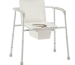 Heavy-Duty Commode - 