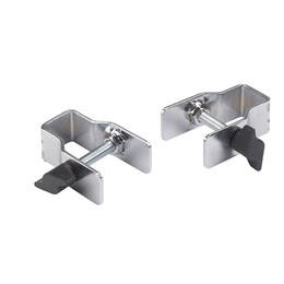 Image of Swivel Wheel Locking Brackets 3