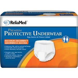 Click to view Incontinence products