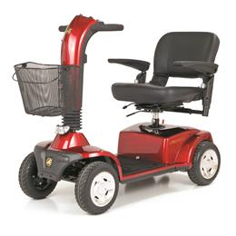 Golden Technologies :: Companion 4-Wheel Full Size