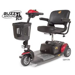 Golden Technologies :: Buzzaround XL-HD