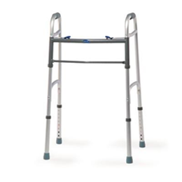 Image of Invacare Dual Blue-Release Walker - Adult